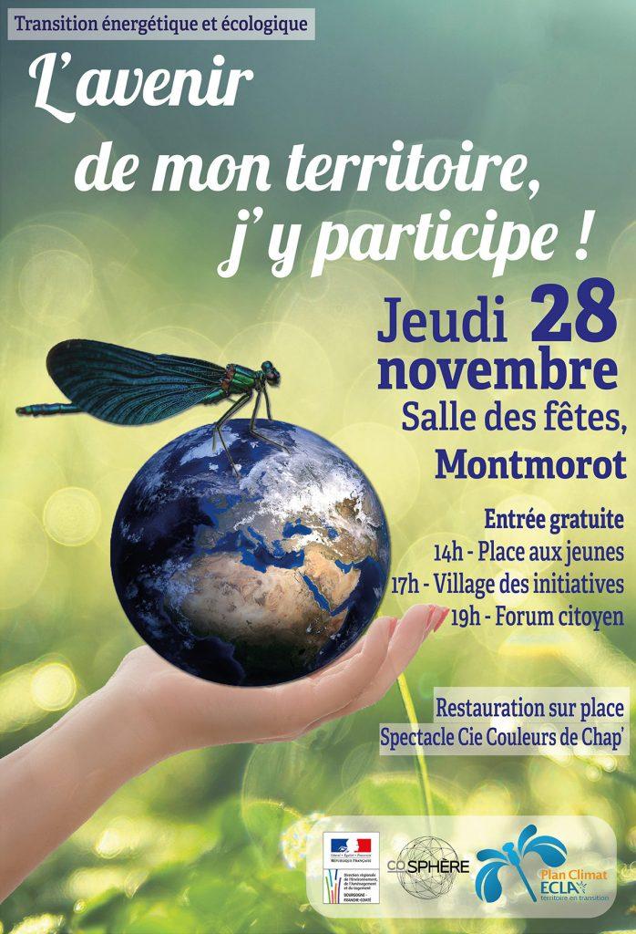 Plan Climat Montmorot 28 novembre