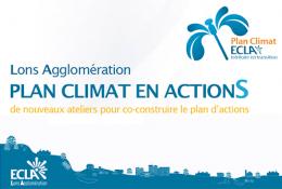 Plan Climat Actions ECLA